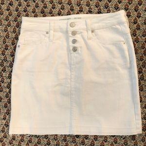 EUC Mossimo Supply Denim Stretch Skirt size 2/26